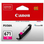 CANON CLI671 INK CARTRIDGE MAGENTA