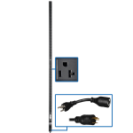 Tripp Lite PDUV20-72 power distribution unit (PDU) 36 AC outlet(s) 0U Black