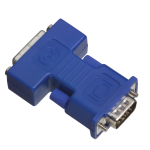 Tripp Lite DVI to VGA Cable Adapter (DVI-I to HD15 F/M)