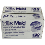 MILK LAKELAND FULL FAT MILK POTS PK120