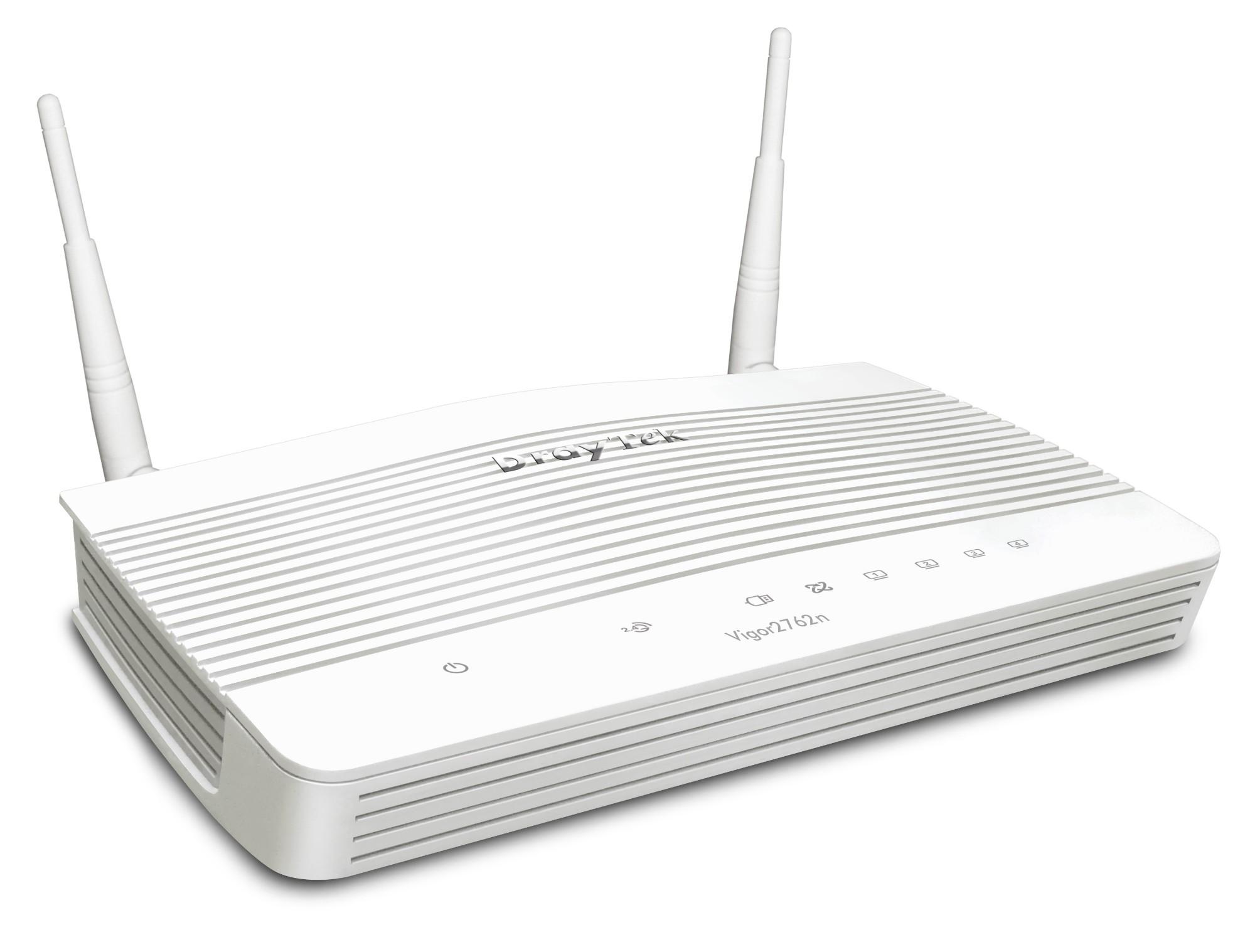 Draytek SoHo Router firewall for ADSL, VDSL or Ethernet WAN with WiFi 802.11n