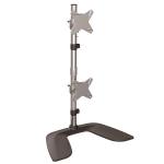 StarTech.com Dual monitor arm verticaal aluminium