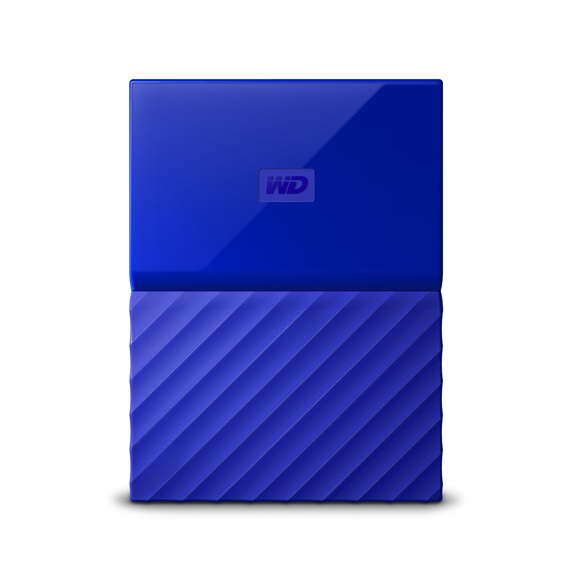 Western Digital My Passport 1000GB Blue external hard drive