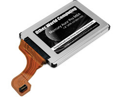 "OWC Mercury Aura Pro 120GB 1.8"" Micro Serial ATA II"