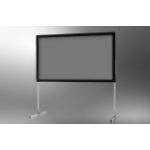 Celexon Mobile Expert - 244cm x 152cm - Rear Projection - 16:10 - Fast Fold Projector Screen - Rear Complete