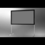 Celexon Mobile Expert - 244cm x 152cm - Rear Projection - 16:10 - Fast Fold Projector Screen - Rear Complete