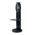 "B-Tech BTF811 50"" Portable flat panel floor stand Black"