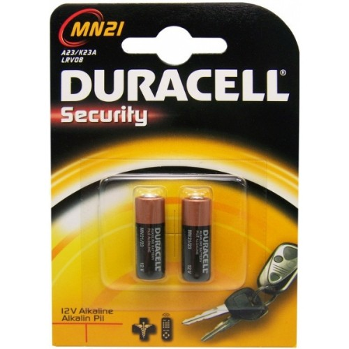 Duracell MN21-X2 household battery Single-use battery A23 Alkaline