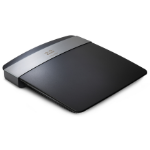 Linksys E2500 Fast Ethernet Black wireless router