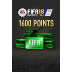 Microsoft FIFA 18 Ultimate Team 1600 points
