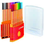 STABILO Point 88 fineliner Multi 20 pc(s)