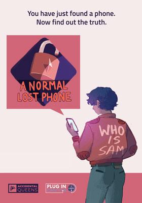 Nexway A Normal Lost Phone vídeo juego PC/Mac/Linux Básico Español