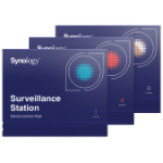 Synology Surveillance Device License, 4 Lic 4license(s)