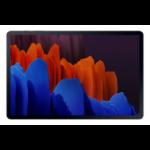 "Samsung Galaxy Tab S7+ 5G SM-T976B 31.5 cm (12.4"") Qualcomm Snapdragon 6 GB 128 GB Wi-Fi 6 (802.11ax) LTE Black Android 10"