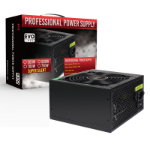 Evo Labs BR600-12BL power supply unit 600 W 20+4 pin ATX ATX Black