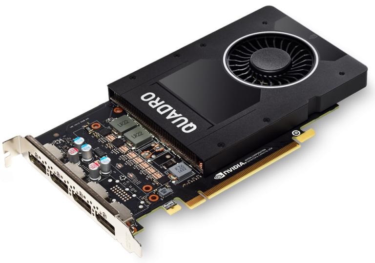 QUADRO P2200 5GB GDDR5X Pci-e 3.0 X16 SLI HDCP 2.2 HDMI