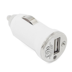 4XEM 4XMINICHARGE mobile device charger Auto White