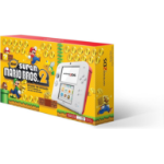 "Nintendo 2DS + New Super Mario Bros 2 Bundle portable game console Red,White 3.53"" Touchscreen Wi-Fi"