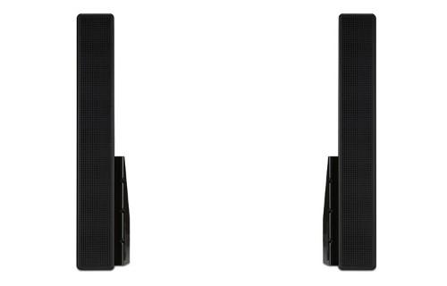 LG SP-5000 loudspeaker 2-way 20 W Black Wired