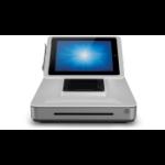 Elo Touch Solution PayPoint White POS terminal