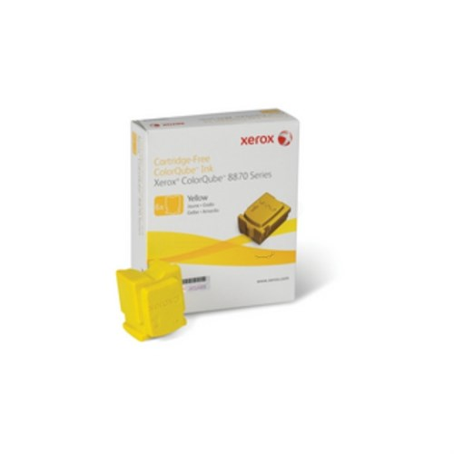Xerox 108R00956 Dry ink in color-stix, 17.3K pages, Pack qty 6