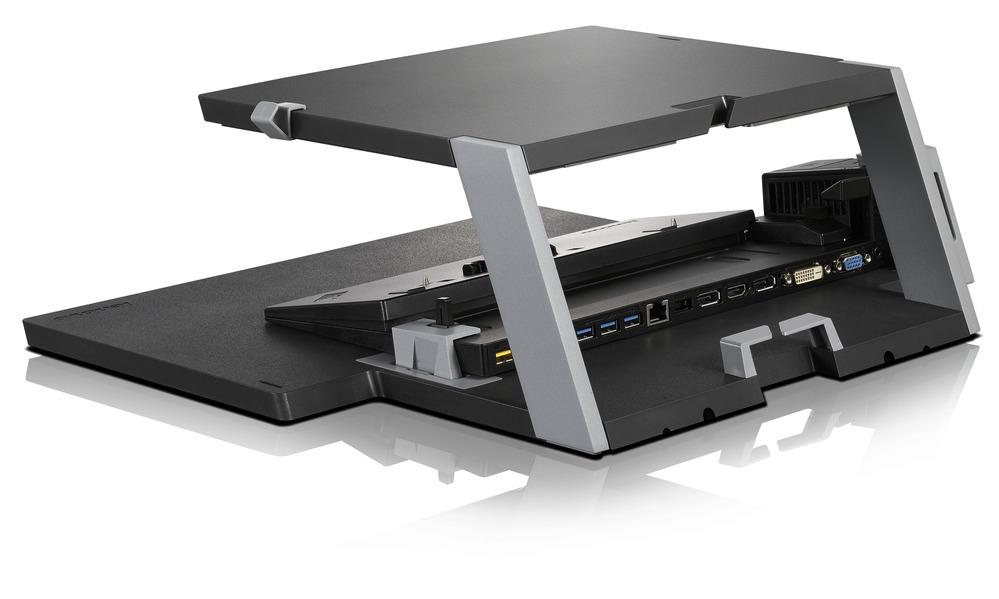 Lenovo DUAL PLATFORM STAND Black