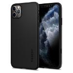 "Spigen Thin Fit 360 mobiele telefoon behuizingen 16,5 cm (6.5"") Hoes Zwart"