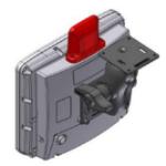 """Advantech RAMM short 2.25"""" (arm 130mm/plate)"""
