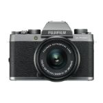 Fujifilm X T100 + XC 15-45mm F/3.5-5.6 OIS PZ MILC 24.2 MP CMOS 6000 x 4000 pixels Silver