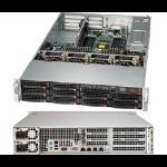 Supermicro CSE-829BTQ-R920WB computer case Rack Black 920 W