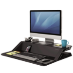 Fellowes Lotus Sit-Stand Workstation Smooth Lift Technology DD