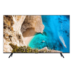 "Samsung HG75ET690UB 190.5 cm (75"") 4K Ultra HD Smart TV Black 20 W"