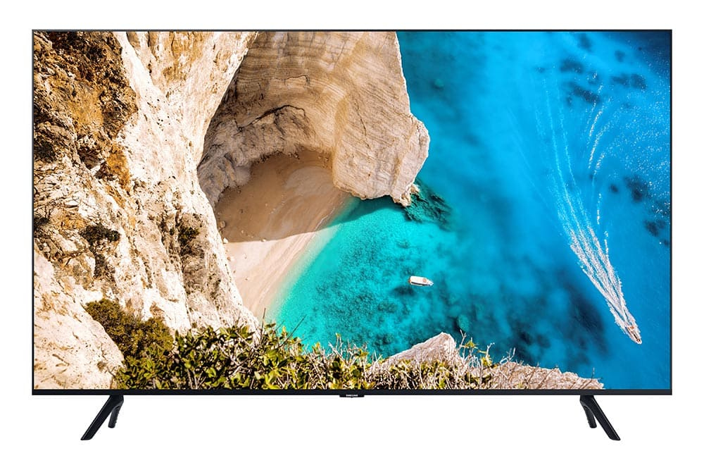 "Samsung HG75ET690UB 190.5 cm (75"") 4K Ultra HD Smart TV Black A+ 20 W"