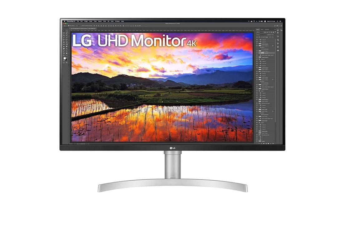 """LG 32UN650-W pantalla para PC 80 cm (31.5"""") 3840 x 2160 Pixeles 4K Ultra HD Blanco"""