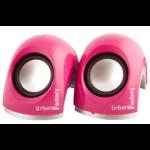 Urban Factory MSP06UF 6W Pink loudspeaker