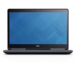 "DELL Precision M7720 2.7GHz i7-6820HQ 17.3"" 1920 x 1080pixels Black Mobile workstation"