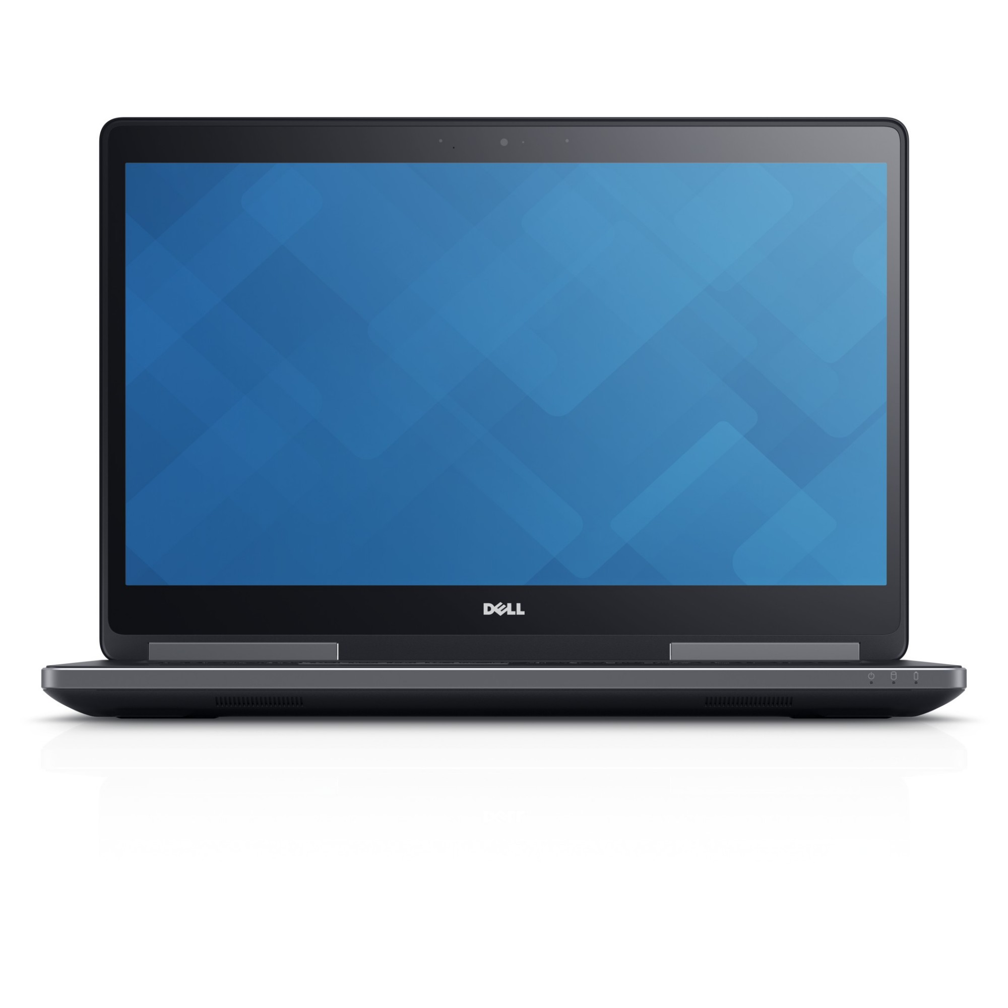 "DELL Precision M7720 2.7GHz i7-6820HQ 17.3"" 1920 x 1080pixels Black Mobile workstation"