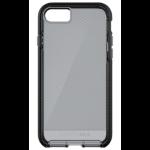 """Innovational Evo Check mobile phone case 11.9 cm (4.7"""") Cover Black, Transparent"""