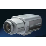 Panasonic WV-CP634 security camera CCTV security camera Box Wall
