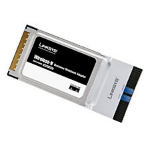 Linksys Wireless-N Business Notebook Adapter 108 Mbit/s