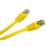 C2G 15m Cat5e Patch Cable 15m Yellow networking cable