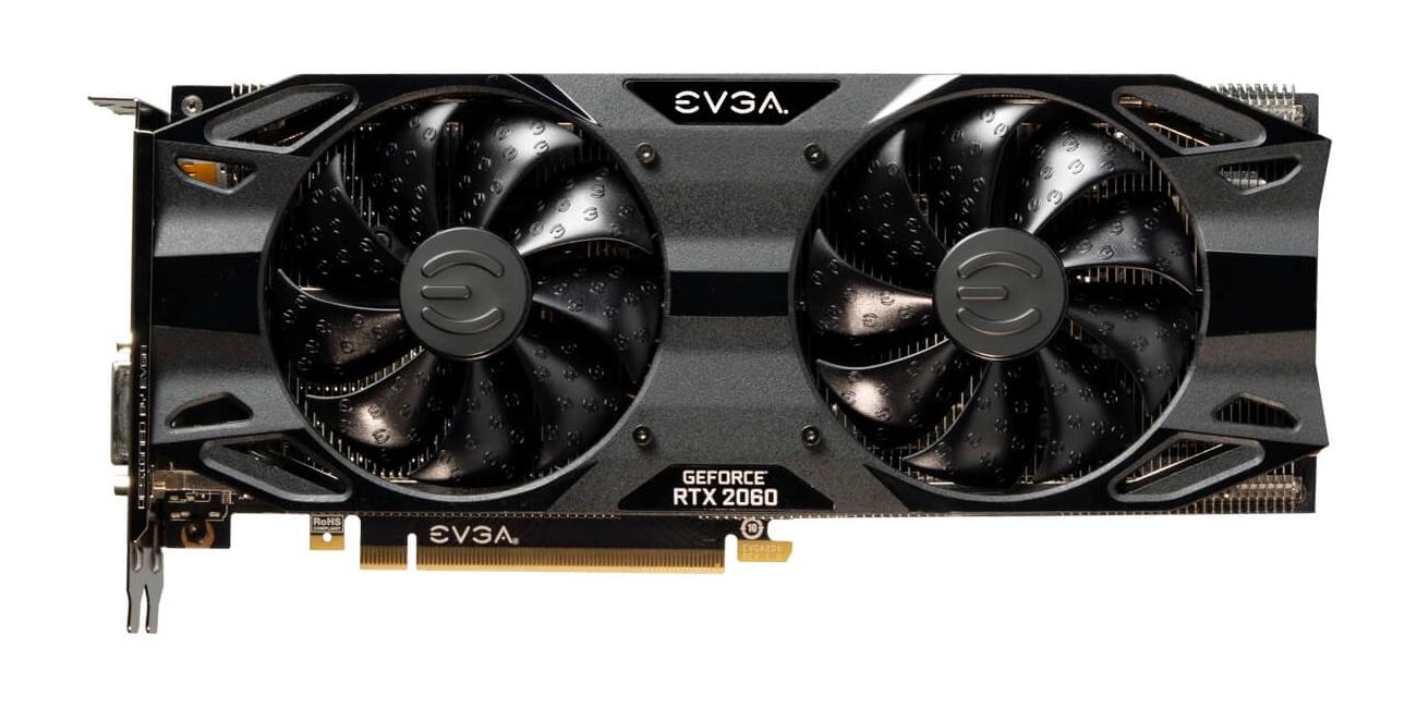 Gf Rtx 2060 Xc Ultra 6GB Gddr6 Pci-e Hdmi 2xdp DVI-d