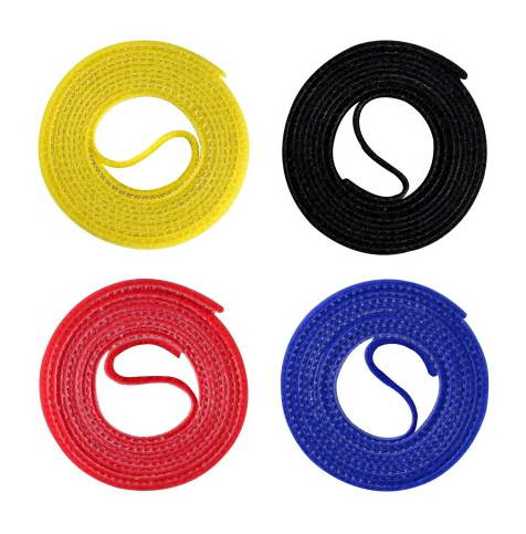 Label-the-cable LTC ROLLs cable tie Synthetic Multicolour 4 pc(s)