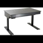 Lian Li DK-04X Black,Metallic computer desk