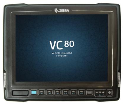 Zebra VC80 26.4 cm 10.4