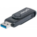 Manhattan 101981 USB 3.0 (3.1 Gen 1) Type-A Black card reader