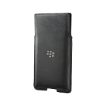 BlackBerry ACC-62172-001 Pouch case Black mobile phone case