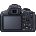 Canon EOS 1300D EF-S 18-55mm 18.7MP CMOS 5184 x 3456pixels Black