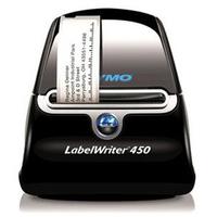 DYMO LabelWriter 450 label printer Direct thermal 600 x 300 DPI Wired