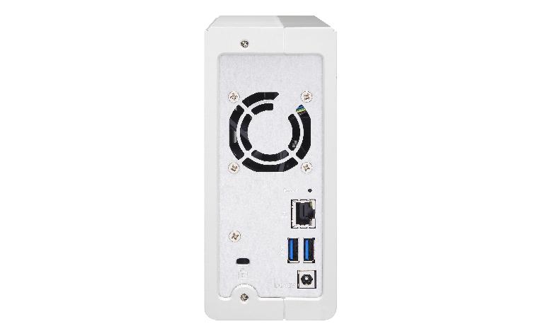 QNAP TS-131P NAS Tower White storage server